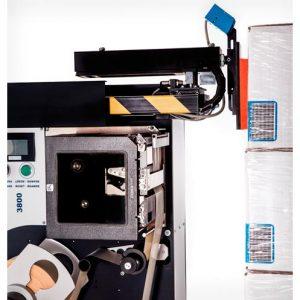 מתקן הדפס והדבק אוטומטי על חצי משטח מסדרת APL3800