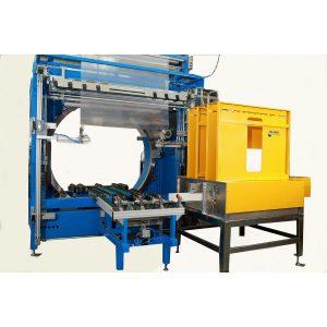 מכונת עטיפה הוריזונטלית מדגם RING 180/210