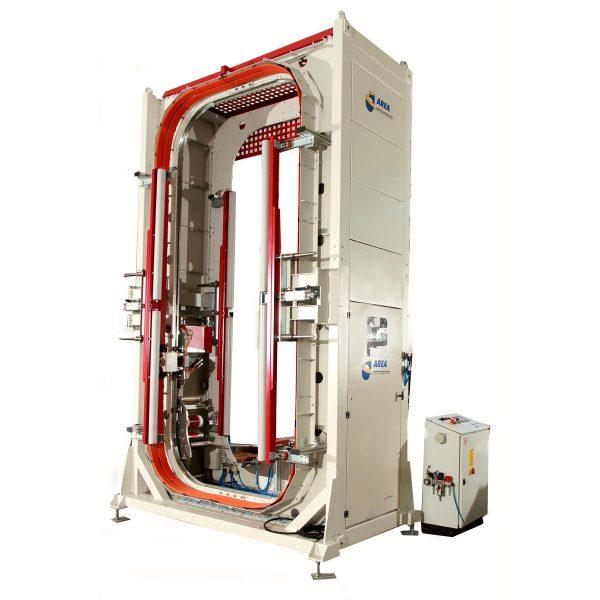 מכונת עטיפה הוריזונטלית מדגם Q350
