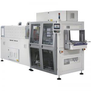 מכונת אריזה בשרינק מדגם XP650 ASK